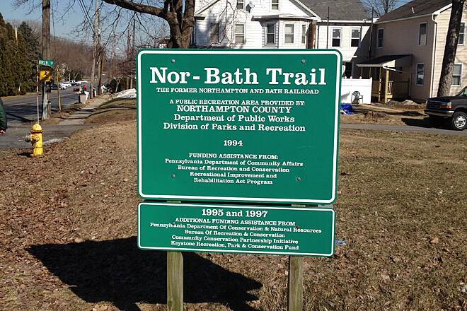 Nor-Bath Trail Nor-Bath Trail