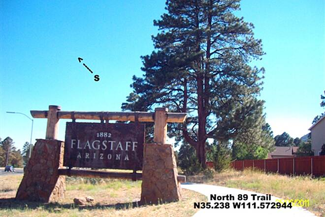 North 89 Trail Noeth 89 Traiol Welcome to Flagstaff