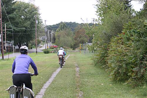 North Bend Rail Trail