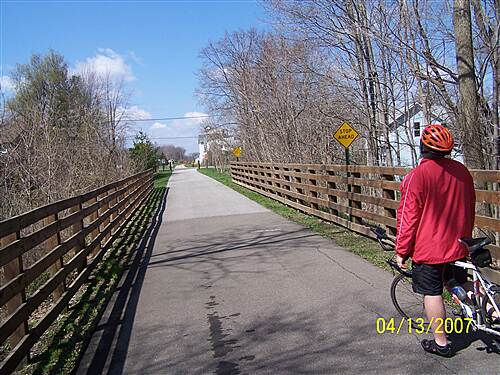 North Coast Inland Trail (Lorain County)