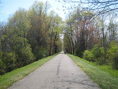 North Coast Inland Trail (Lorain County) North Coast Inland Trail about 4.5 miles west of Elyria