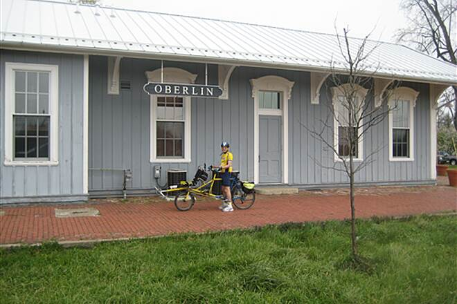 North Coast Inland Trail (Lorain County) North Coast Inland Trail Oberlin Train Station