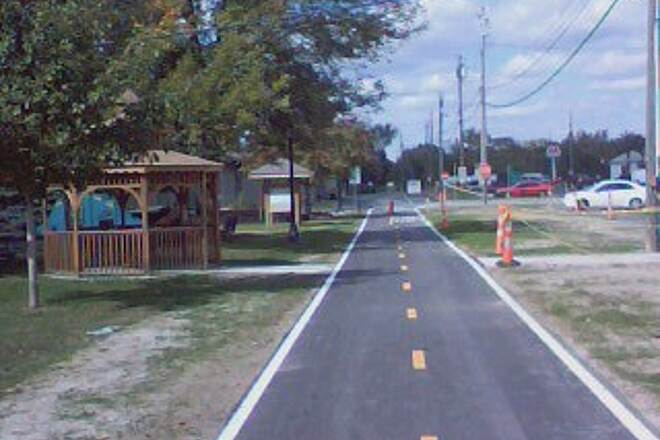 North Coast Inland Trail (Sandusky and Ottawa Counties) Elmore Park Completed in fall 2008