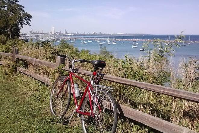 Oak Leaf Trail Can't Beat The View From South Shore Park.