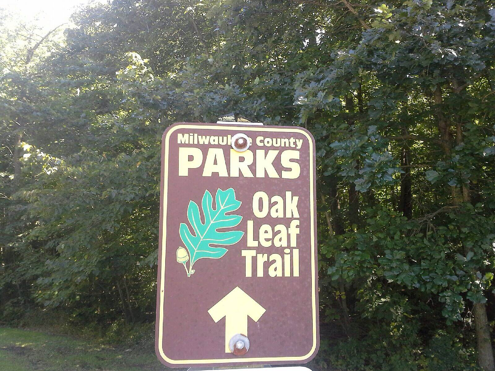 Oak Leaf Trail Oak Leaf Trail