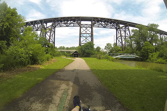 Ohio & Erie Canal Towpath Trail Bridges
