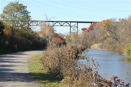 Ohio & Erie Canal Towpath Trail