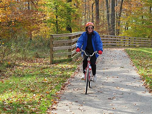 Ohio & Erie Canal Towpath Trail Near Barberton Near Barberton
