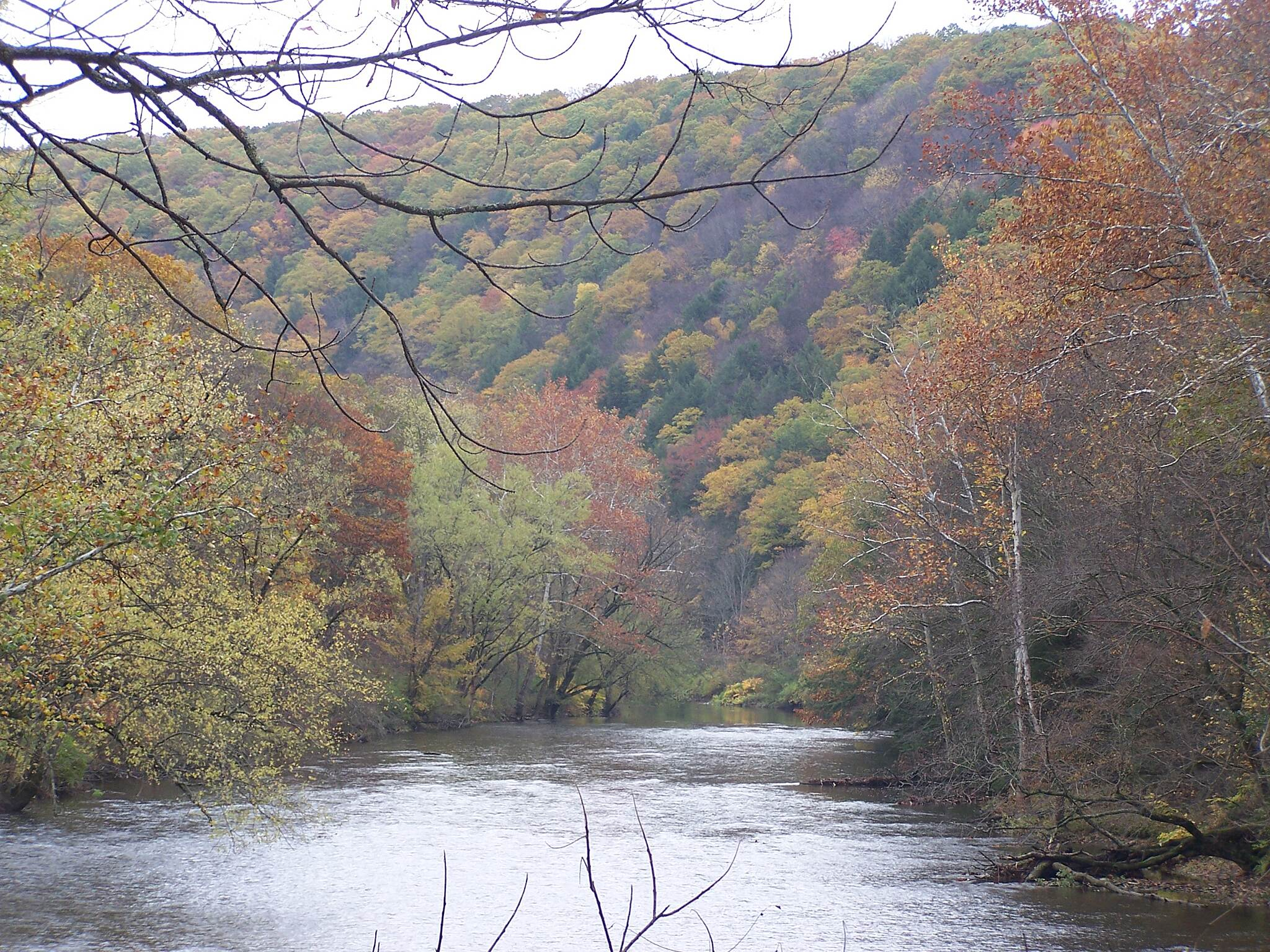 Oil Creek State Park Trail TRAIL IN OCTOBER  Beautiful ride in the fall