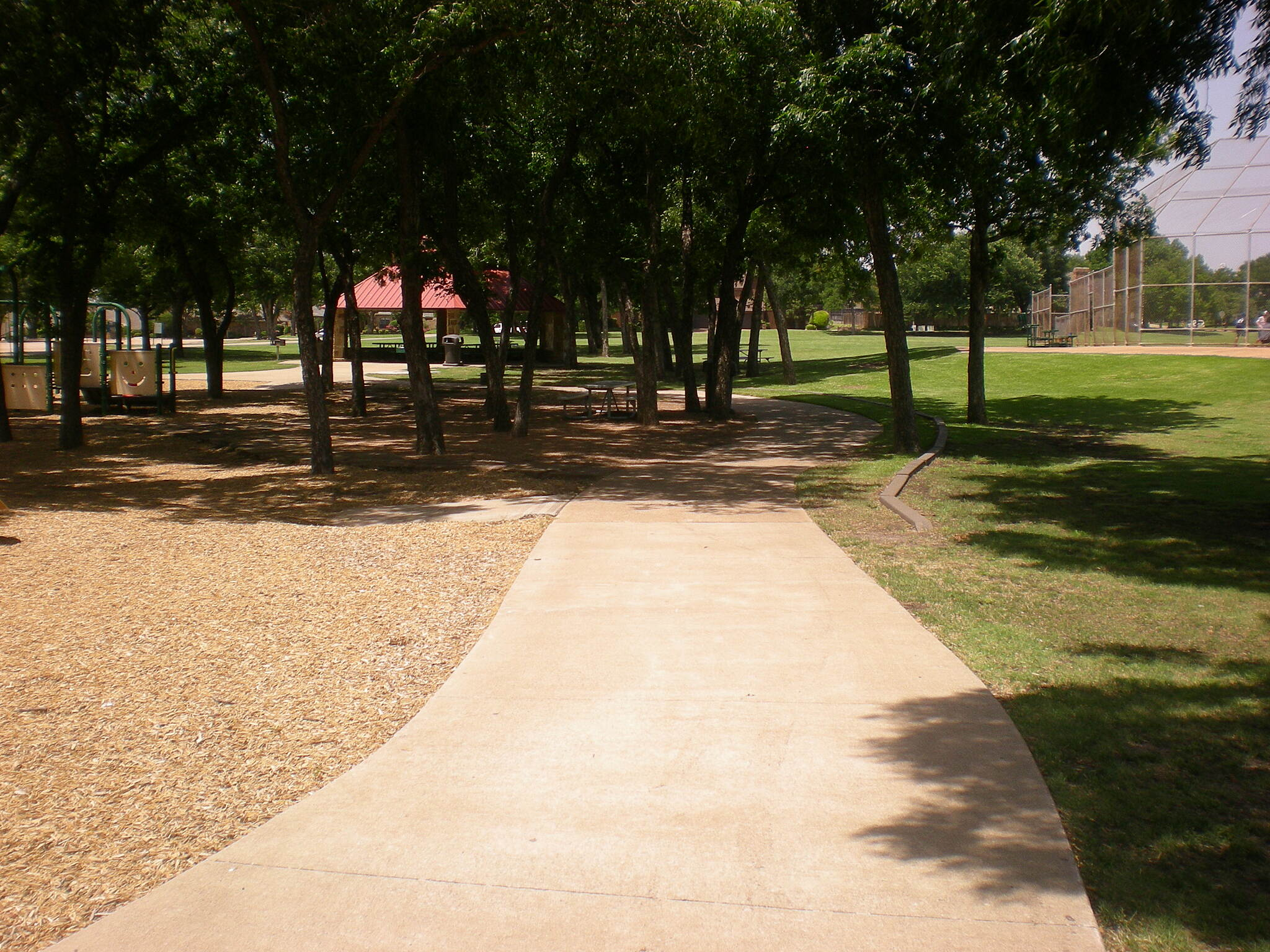 Old Shepard Place Trail Old Shepard Place Trail Photo provided by the City of Plano.