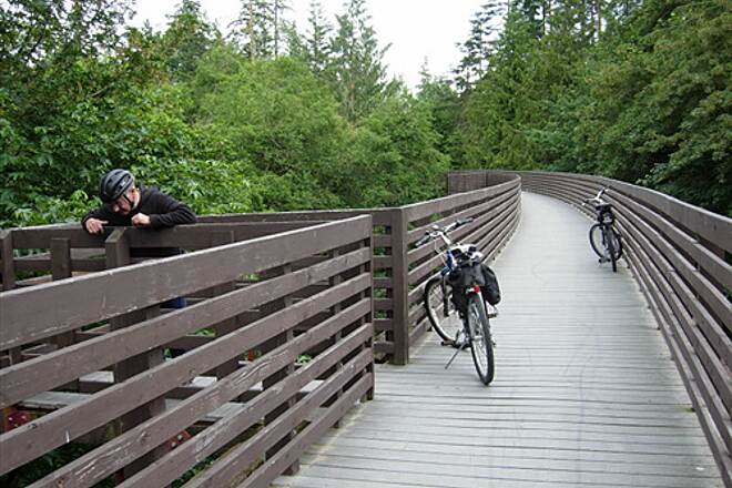 Olympic Discovery Trail - Blyn to Elwha River