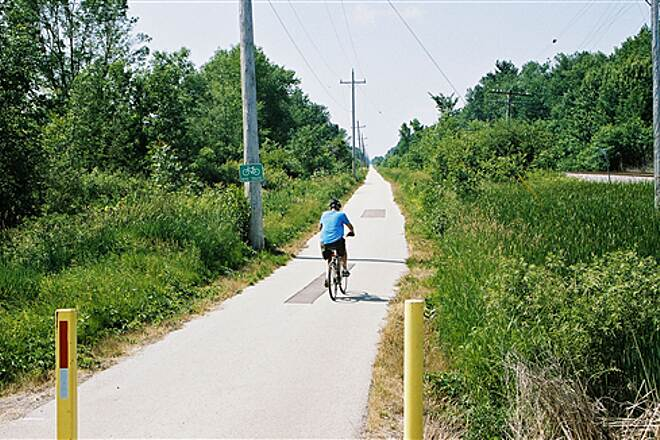 Ozaukee Interurban Trail