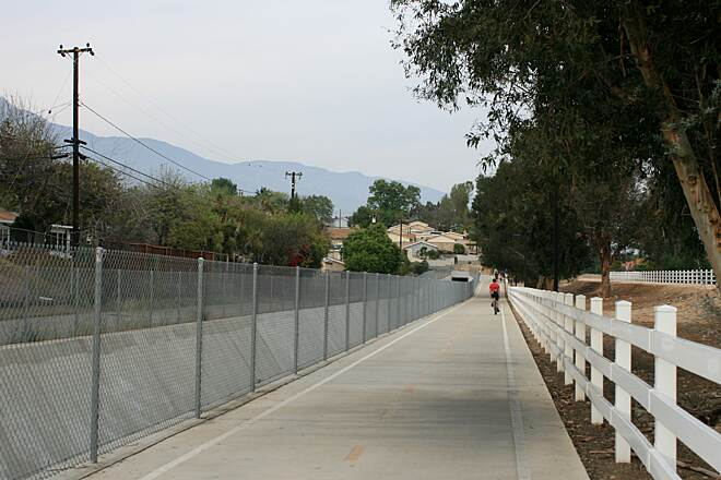 Pacific Electric Inland Empire Trail Pacific Electric IE Trail