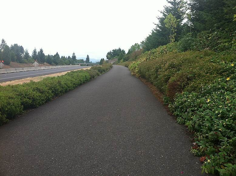Padden Parkway Trail Padden Parkway Trail