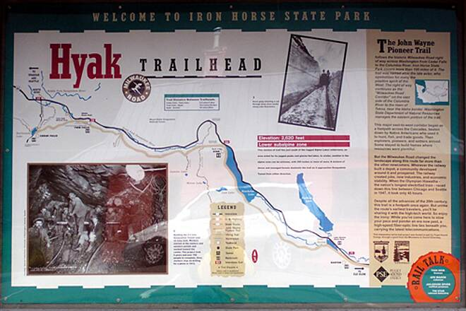 Palouse to Cascades State Park Trail