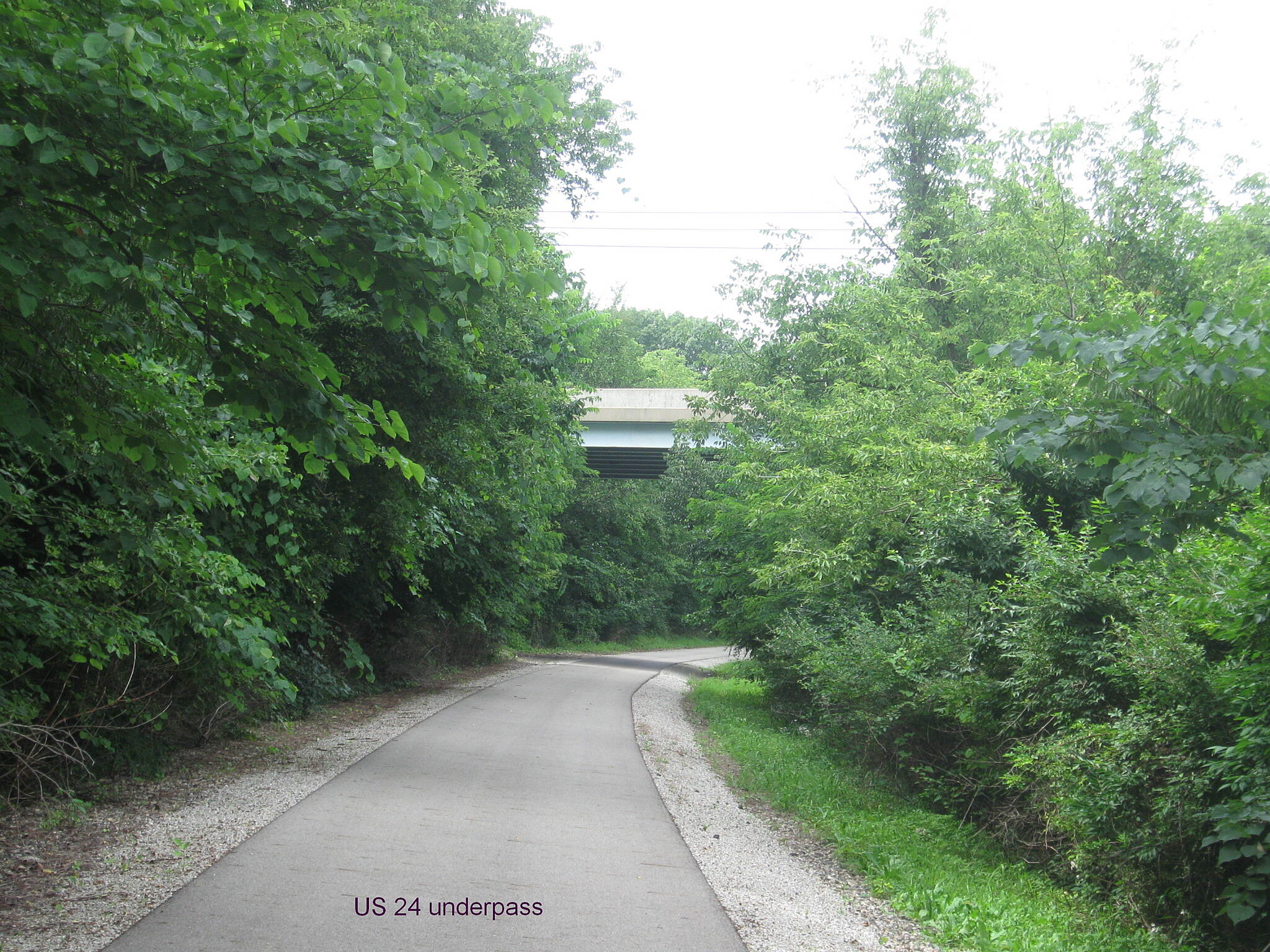 Panhandle Pathway US 24