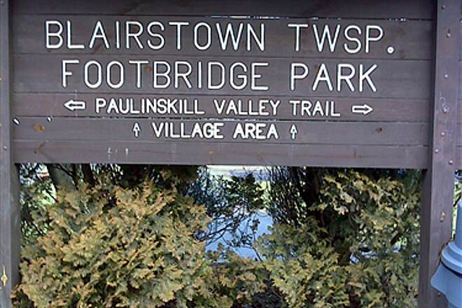 Paulinskill Valley Trail Blairstown Township Paulinskill Valley Trial