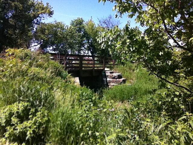 Pecatonica Prairie Trail Bridges of Pecatonica Trail