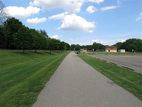Pekin Park Bike Trail