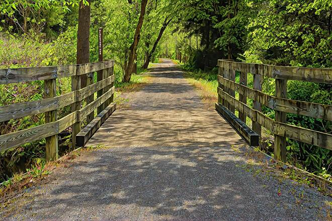 Corning Wheelchair Accessible Trails & Trail Maps