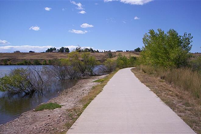 Poudre River Trail Variety of Scenery