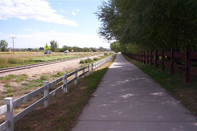 Poudre River Trail Along County Rd 19
