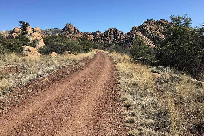Prescott Peavine National Recreation Trail Prescott Peavine National Recreation Trail