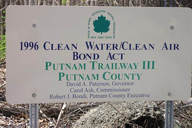 Putnam Trailway  Work begins on Phase III of the PUT Trailway