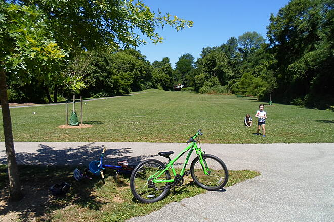 Radnor Trail Radnor Trail Kids enjoying the summer sun at Friends of the Radnor Trails Park. Taken July 2014.