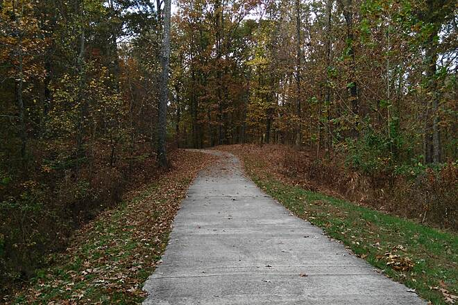 Image result for rend lake hiking trails