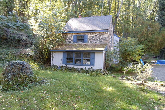 Ridley Creek State Park Trail Ridley Creek State Park Trail Old stone home in Sycamore Mills, at the east end of the park.