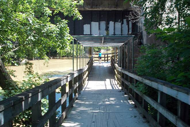 Rivergreenway Rivergreenway St. Mary's Pathway