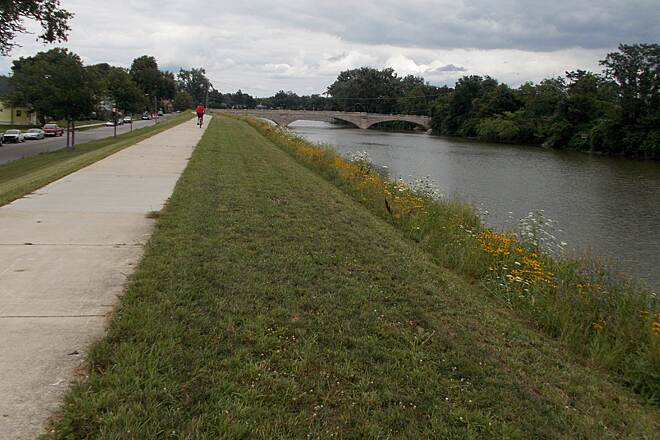 Rivergreenway Rivergreenway Maumee Pathway