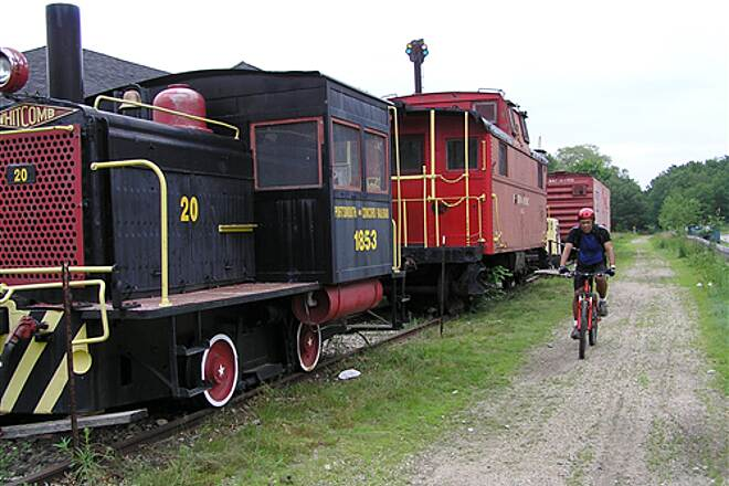 Rockingham Recreational Rail Trail (Portsmouth Branch)