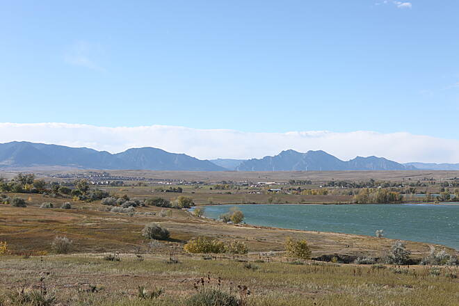 Rocky Mountain Greenway Trail View of Standley Lake Photo by Scott Stark