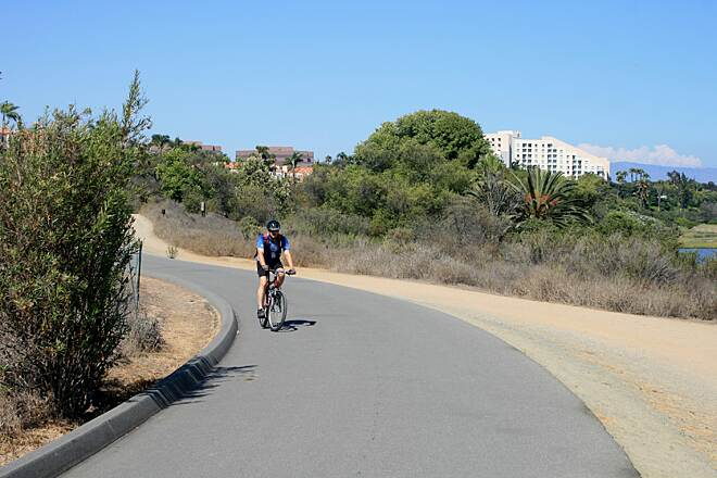 San Diego Creek Trail San Diego Creek Bikeway