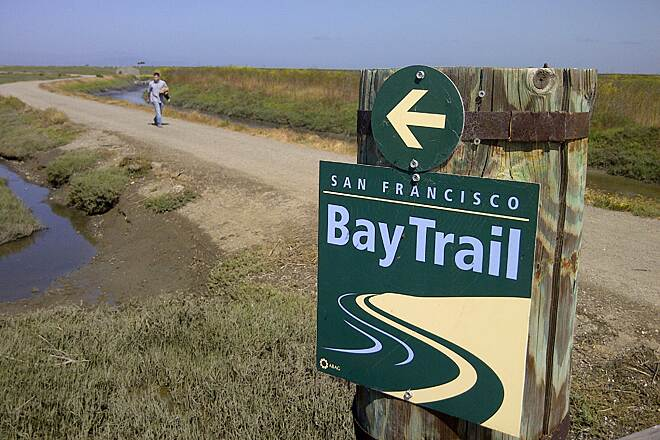 San Francisco Bay Trail San Francisco Bay Trail