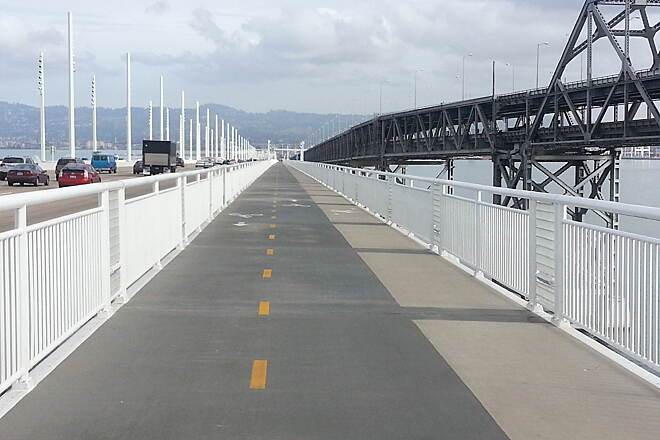 San Francisco Bay Trail BB 9