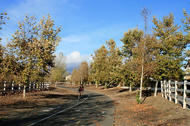 San Francisquito Creek Trail San Francisquito Trail