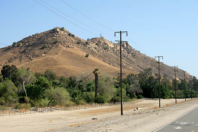 Santa Ana River Trail Mt. Rubidoux