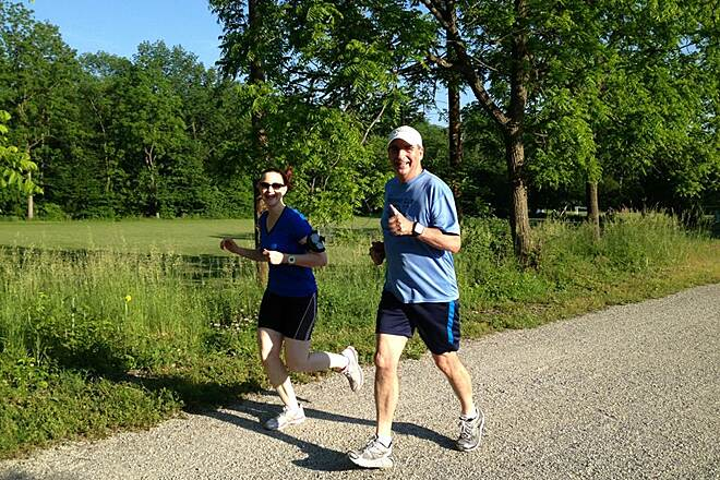 Saucon Rail Trail Saucon Rail Trail Breakfast Club Running Partners