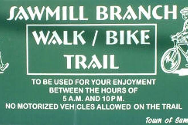 Sawmill Branch Multi-Use Trail   South Carolina Trails