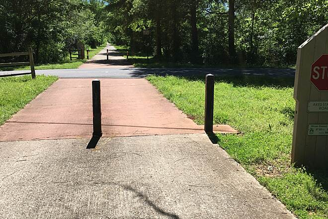 Silver Comet Trail Silver Comet Trail Clean and well maintained.