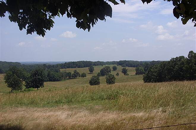 Silver Comet Trail Rolling Hills Stop and take in the views as you roll through the hills east of Cedartown