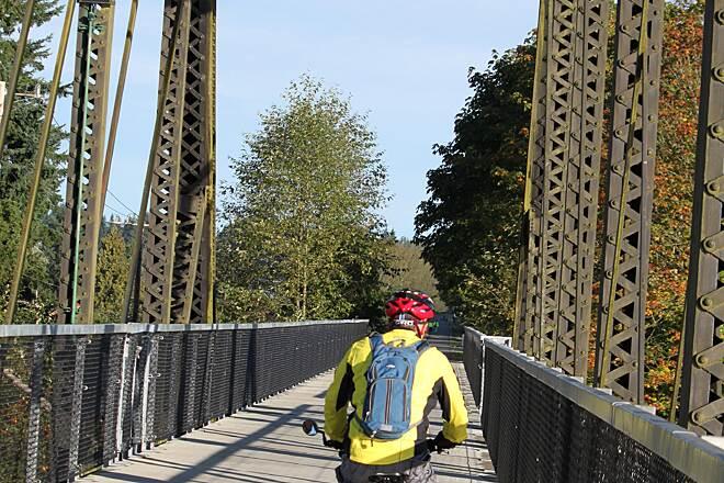 Snohomish County Centennial Trail | Washington Trails