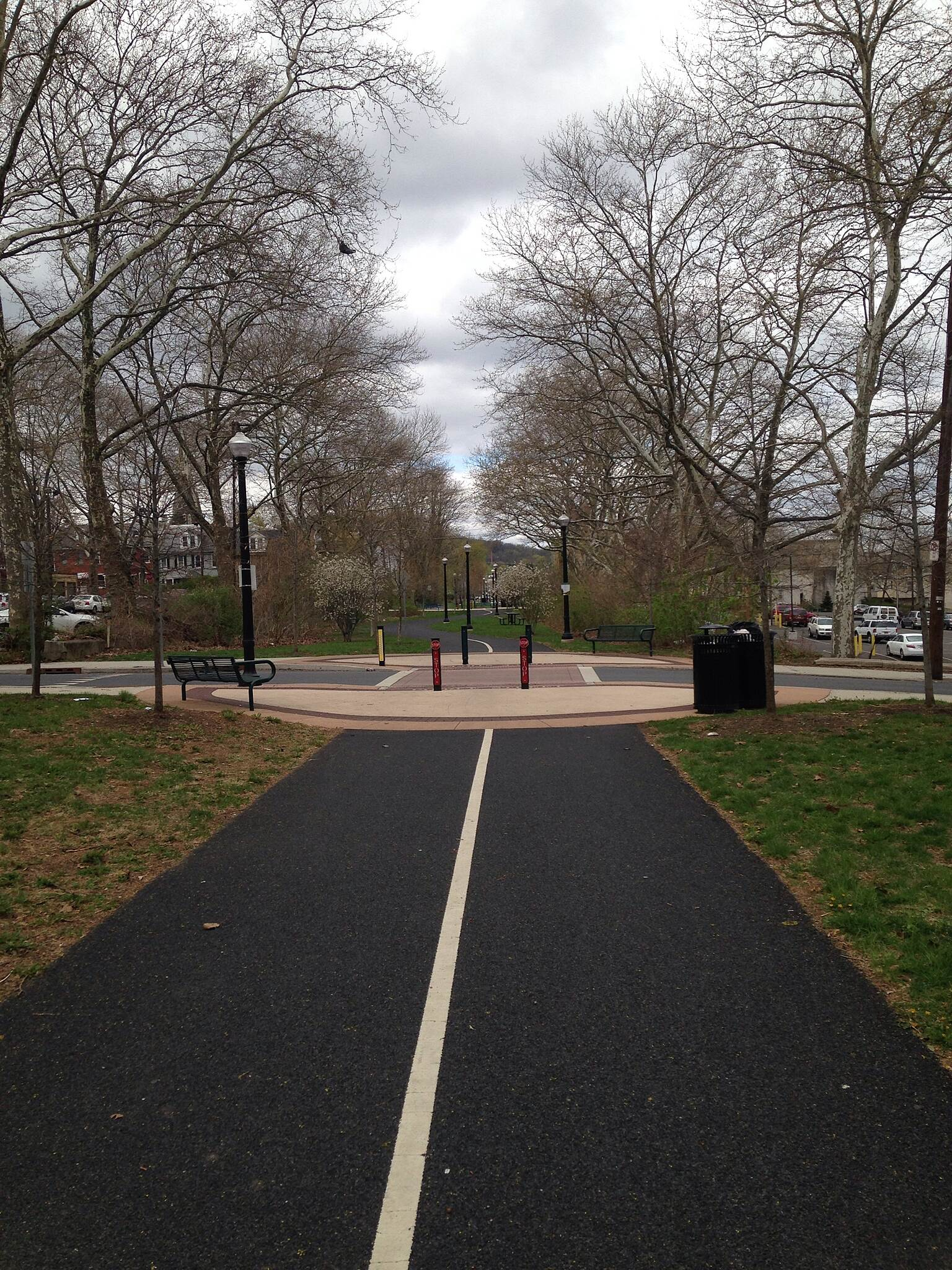 South Bethlehem Greenway South Bethlehem Greenway Photo submitted by TrailLink user slim gravey