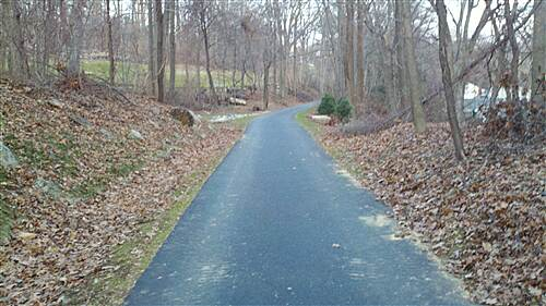 South County Trailway South County Trail - Yonkers 1 New Section of Trail behind HF Redman Memorial Park