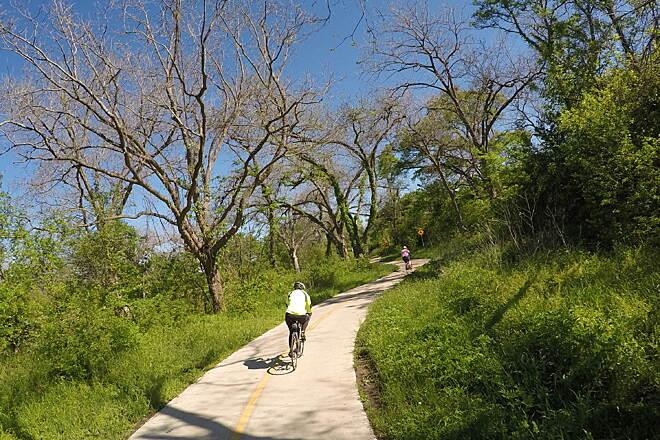 Austin Trails Amp Trail Maps Traillink Com