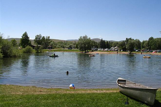 Spring Meadow Lake State Park Trail Spring Meadow Lake in MT Rent a paddle boat or bring your own raft or canoe