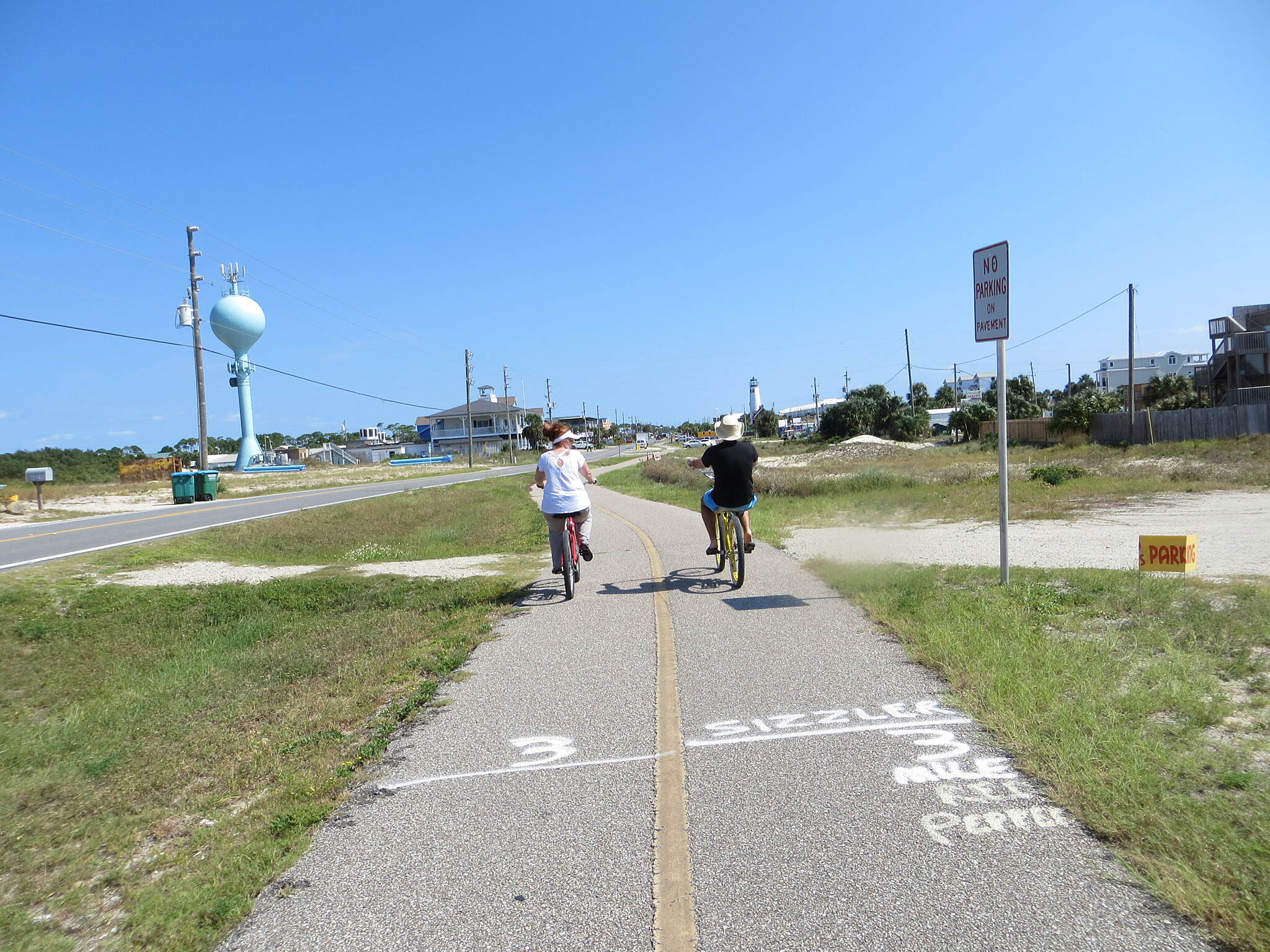 St. George Island Bike Path St. George Island Bike Path